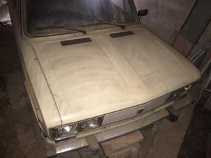 25 éve porosodó ritka Ladára leltek egy ukrán garázsban
