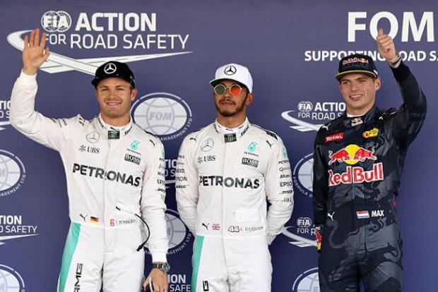 F1: Rosberg szerint Hamilton zseniális volt