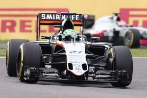 F1: Az amerikaiak meglepték Hülkenberget