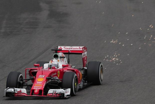 Vettel: Na ugye, hogy nem rossz az autónk!