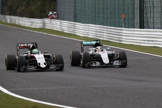 F1: Hamilton kimondta, hogy ő hibázott a rajtnál