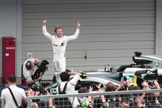 F1: Rosbergnek ügyesen kell gazdálkodnia