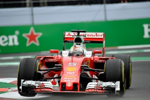 F1: Vettel elverte Hamiltont Mexikóban
