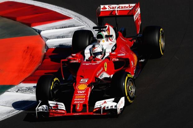 F1: Vettelt felbosszantotta a Ferrari kínlódása