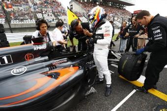 F1: Így veszti el a McLaren Alonsót
