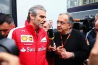 F1: A Ferrari szerint nem gyengül a Mercedes