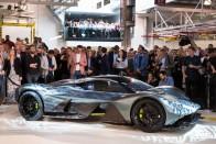 Agysorvasztóan gyors a Red Bull sportkocsija