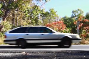 Ez a 25 éves Audi úgy rajtol, hogy szem nem marad szárazon