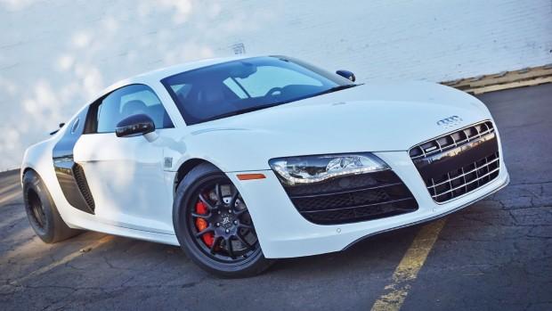 Hihetetlenül gyors az 1500 lovas Audi R8