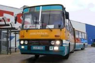 Életveszélyes abroncsokkal járt egy helyi járatú busz Egerben