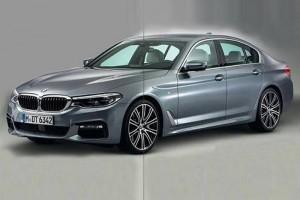 BMW 5: holnap jön, de nálunk már ma megnézheted a vadonatúj modellt