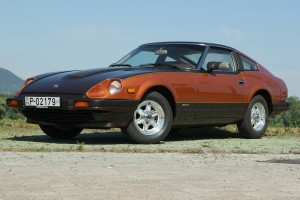 Japán sportkocsit Amerikából? – Datsun 280 ZX