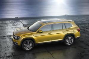Új hétszemélyes terepjárót mutatott be a Volkswagen