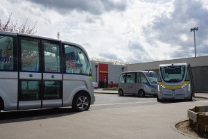Világrekordot állítottak fel vezető nélküli buszokkal