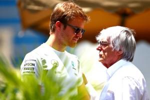 F1: Ecclestone szerint Rosberg rossz bajnok lenne