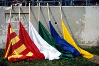 F1: Kék zászló, a kutyafáját!