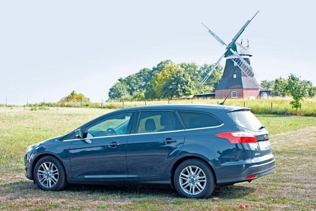 0,0 a hibaindex, a kis turbós Ford Focusnál lehetetlen jobb eredményt elérni az Autó Magazin testvérlapjának 100 000 kilométeres tesztjén