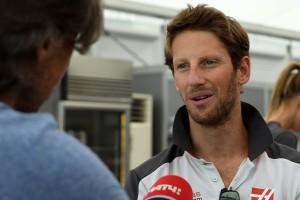 F1: Grosjean visszavesz a hisztiből