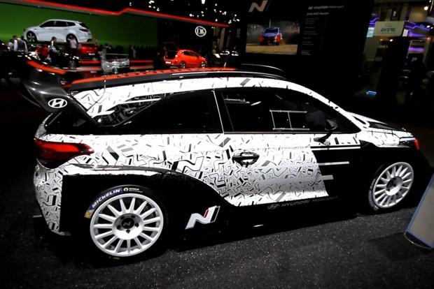 A sportos vonalat is megnyomta a Hyundai