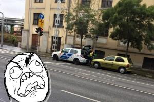Érzéketlen, sunyi traffizás Budapesten