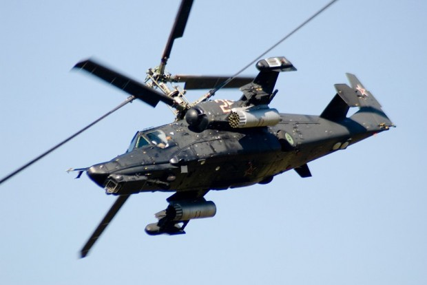 "Incredible-Helicopter-KA-50-""Black-Shark"""