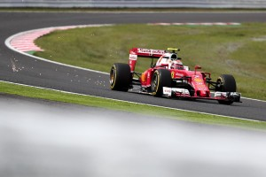 F1: Räikkönen hiába volt gyors, csak morog