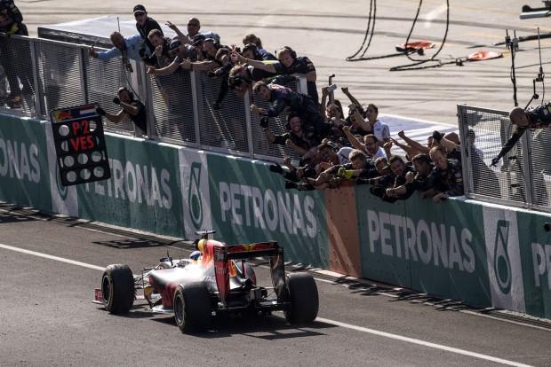 F1: Tényleg Verstappen volt a nap hőse?