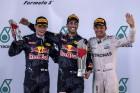 F1: Rosberg ritkán örül így a 3. helynek