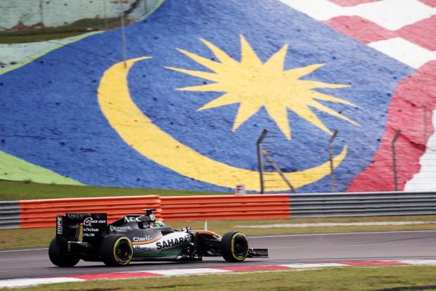 F1: A Force India a maximumot hozta