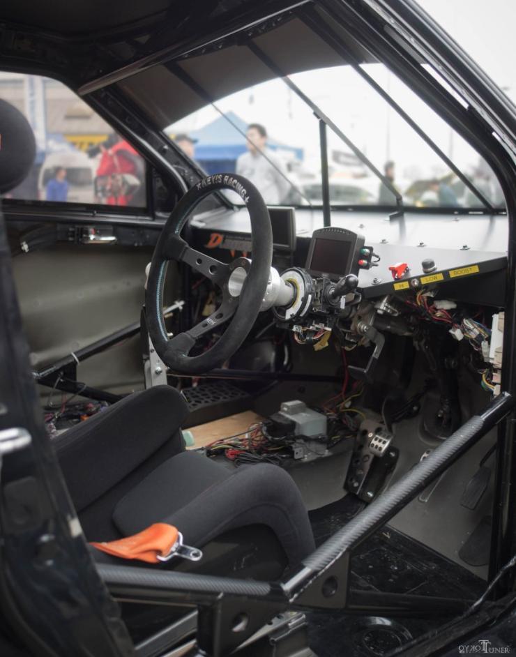 Maruti-Swift-D-Language-interior-race-car