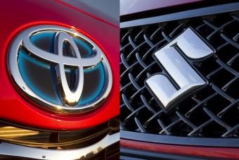 Összefog a Toyota és a Suzuki