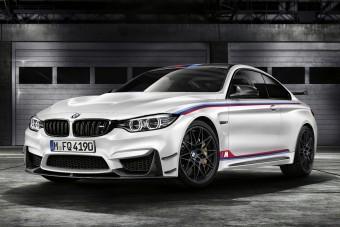 Bajnoki izomkiadással ünnepel a BMW