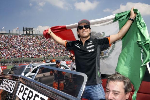 F1: Perez nem tesz csodát otthon