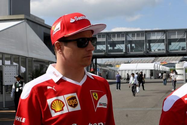 F1: Räikkönen tojik a 3. helyre