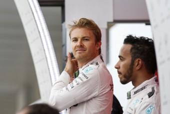 F1: Rosberg minden fegyvert bevetett