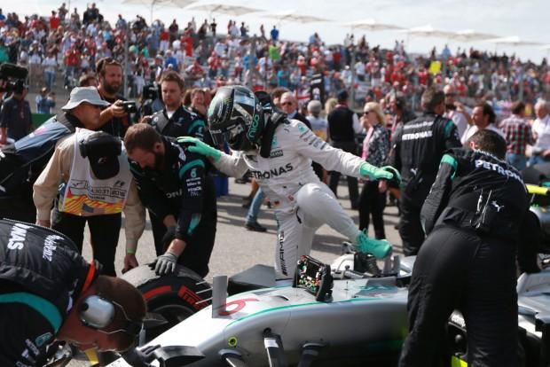 F1: Rosberg nem a bajnoki címért megy Mexikóba