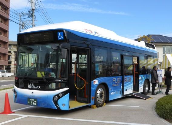 Vizet pöfögő buszokat vásárolnak a tokiói olimpiára