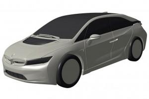 Elektromos szabadidőjárművet fejleszt a BMW
