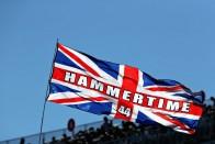 Ecclestone: Lewisnál jobb bajnokunk sose volt