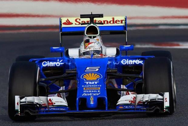 F1: Ilyen színű lesz Vettel új autója