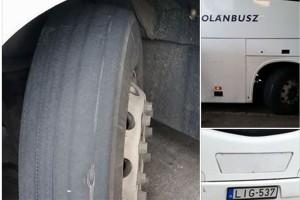 Válaszolt a Volán az életveszélyes buszra