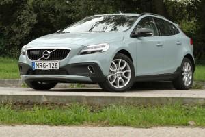 Vaddisznó skandináv módra: Volvo V40 CC
