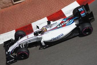 F1: Alkoholprobléma akadályozza Williams-pilótát