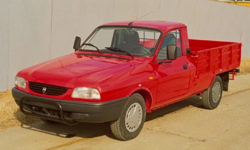 Máig népszerű a 2006-ig gyártott pickup