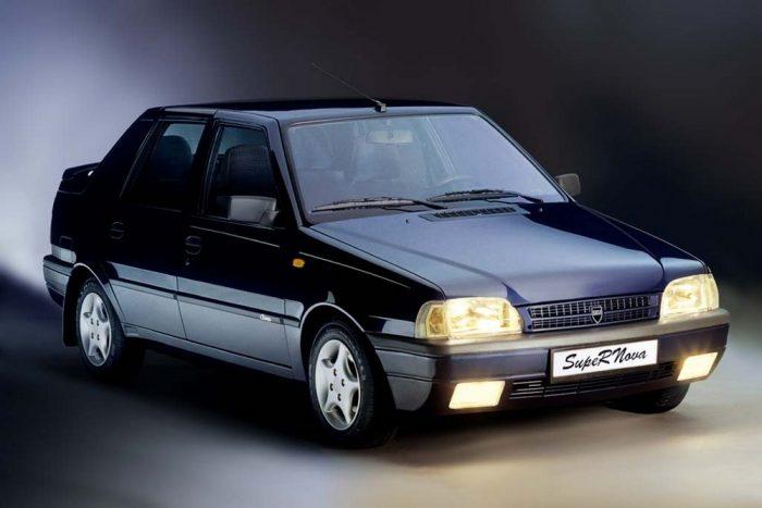 Nova és SuperNova: dizájnban lemeradt vagy 10 évet, mire 1995-ben piacra került