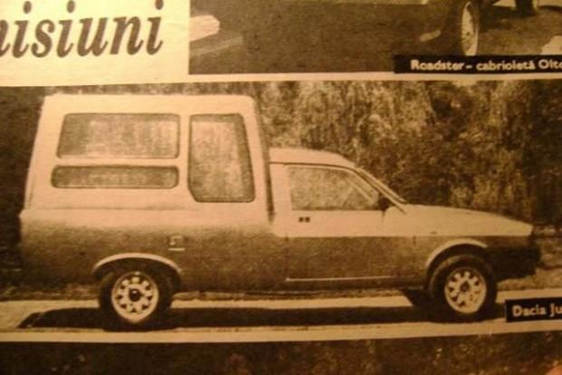 Dacia Jumbo: kiránduló-változat