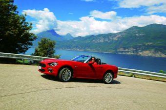 Fiat, ami velejéig Mazda
