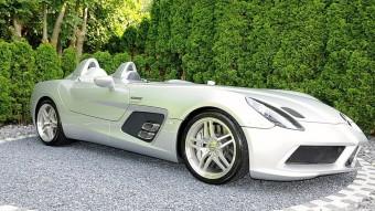 Ez a Mercedes drágább, mint egy új Bugatti