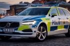 Luxuskombival tolják a svéd rendőrök