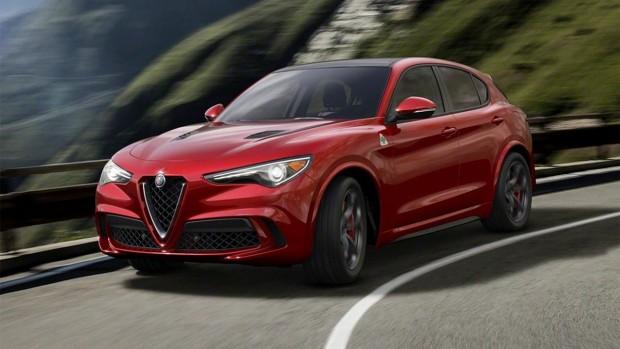 510 lóerővel jön az Alfa Romeo SUV-ja